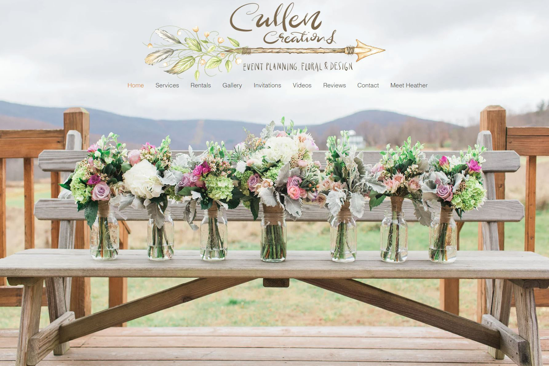 Cullen Creations Wedding Planner
