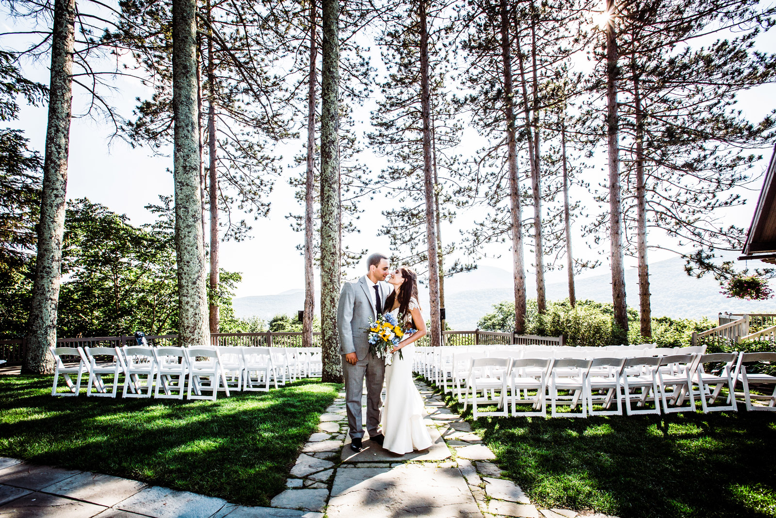 Onteora Mountain House - Ceremony