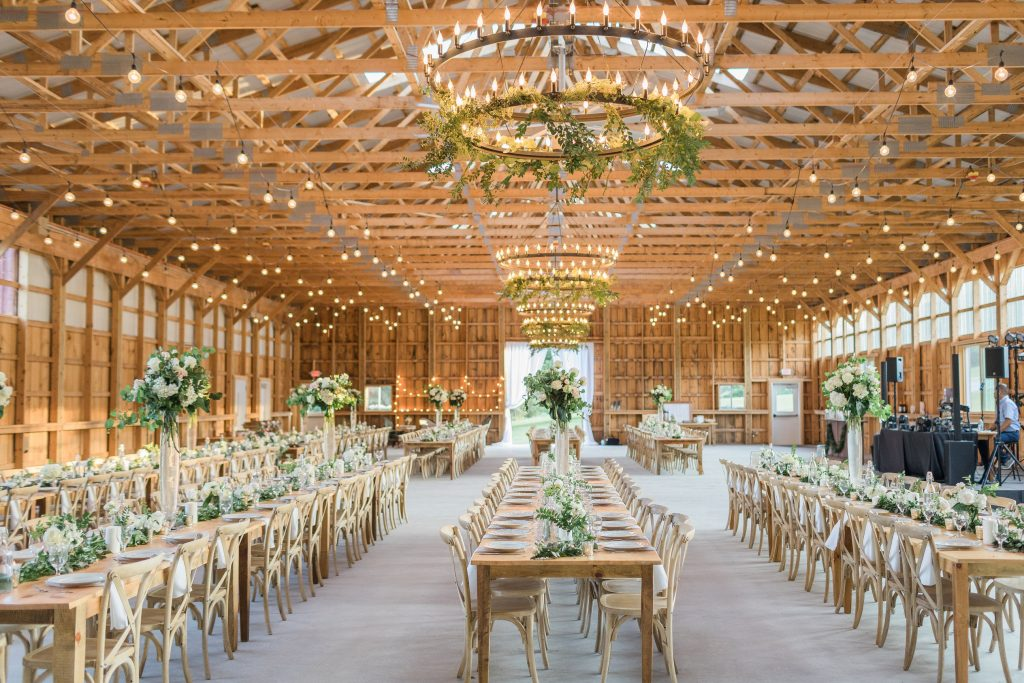 Stonewall Estate Wedding Barn